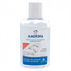 GEL HIDROALCOHOLICO AMUKINA 80 ML FARMACIADELMERCAT