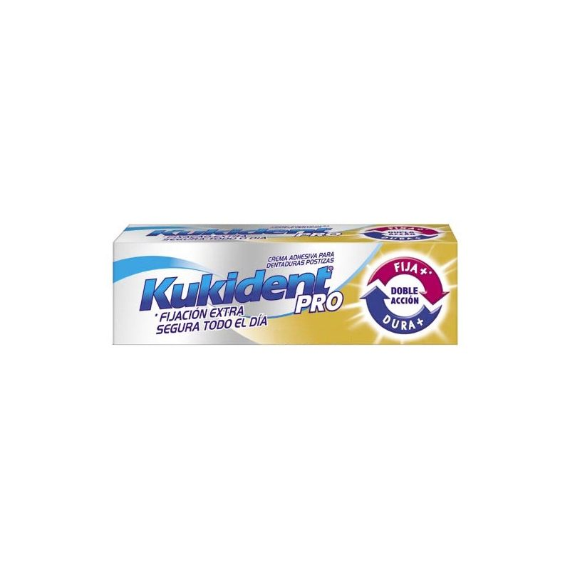 KUKIDENT DOBLE ACCION CREMA 40 GR