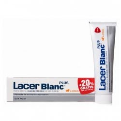 LACER BLANC PLUS CITRUS PASTA 125 ML+CEPILLO REGALO
